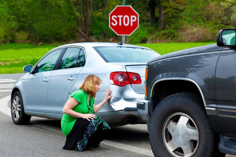 Daune morale accidente auto